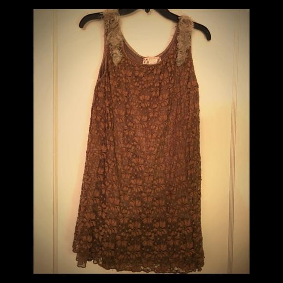 76b75c8589181 Lady Noiz Dresses | Cute Chocolate Dress | Poshmark